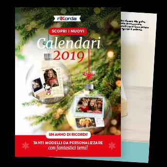 Catalogo Calendari e Idee Regalo Rikorda Natale 2018