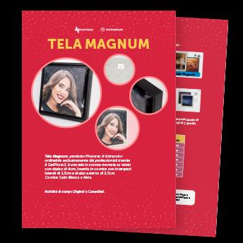 Listino Tela Magnum